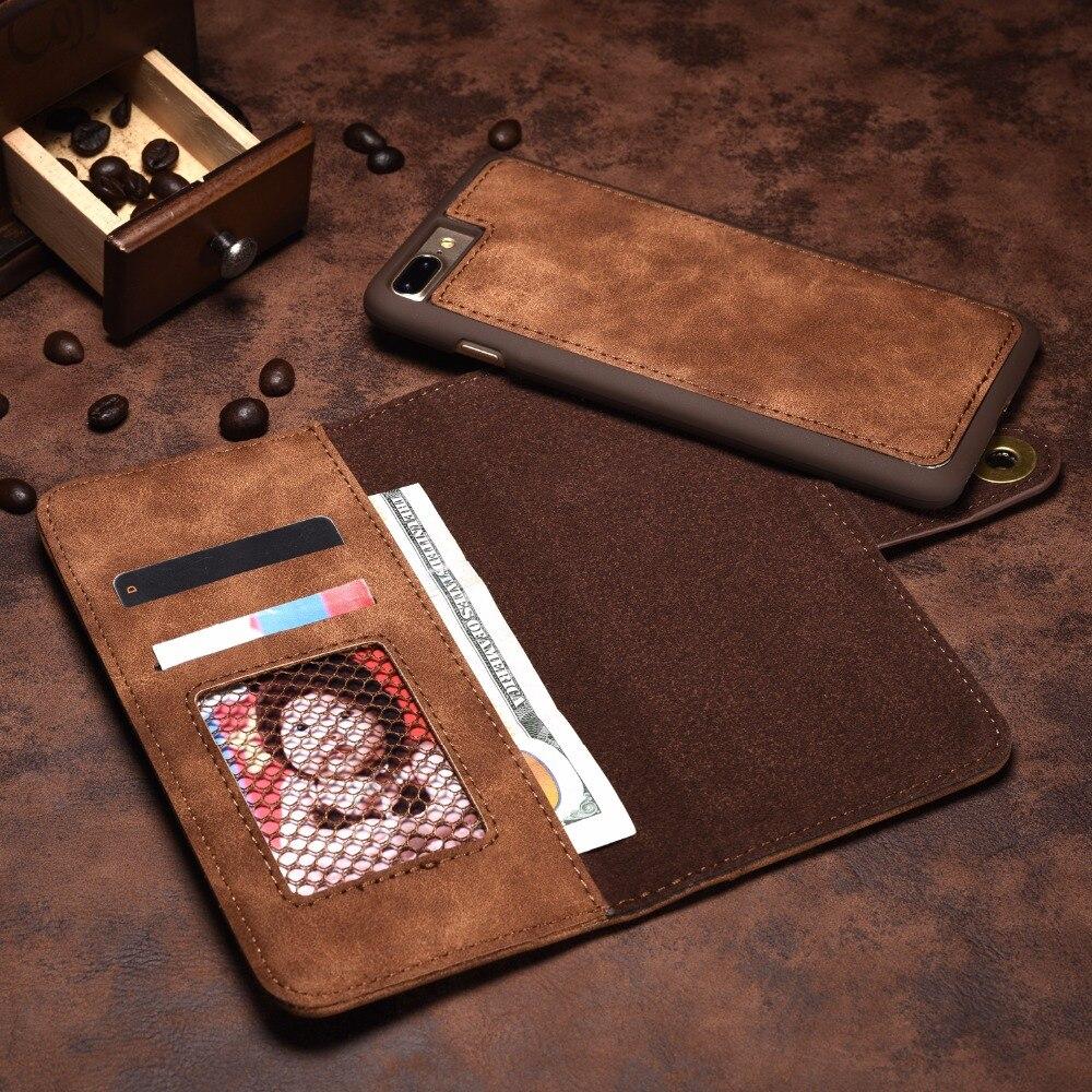 [Длинные Стивен] для iphone 8 чехол Уникальный съемный кожаный Бумажник Filp магнит adorption задняя крышка для iphone 8 плюс случай отделяются