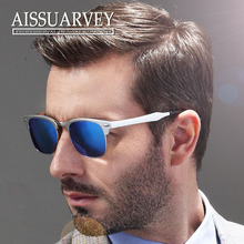Polarized sunglasses for men mirror reflection fashion eyewear driving eyeglasses out door brand design UV400 polaroid lenses