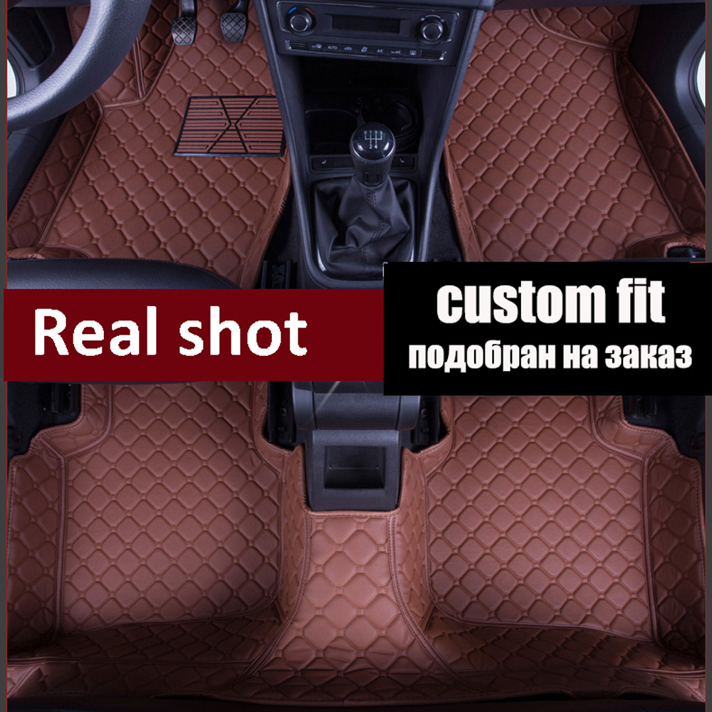 Tappetini auto per Cadillac ATS CTS XTS SRX SLS Escalade 5D auto-styling all weather moquette del pavimento linerTappetini auto per Cadillac ATS CTS XTS SRX SLS Escalade 5D auto-styling all weather moquette del pavimento liner
