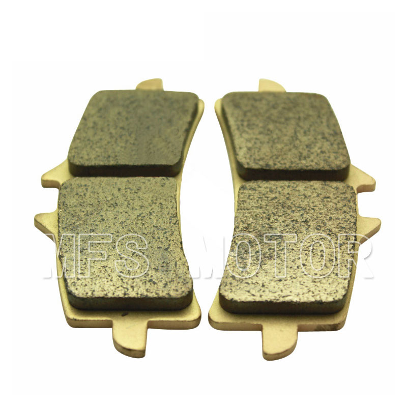 Motorcycle Accessories Sintered Front Brake Pads For BMW HP2 Sport 2008-2009 S1000RR 2009