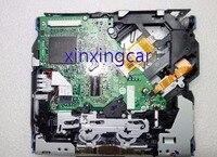 DVD механизм DVS 3110V DVS 3011 погрузчика для Land rover Discovery 3 Denso 462100 8882 dvd навигации