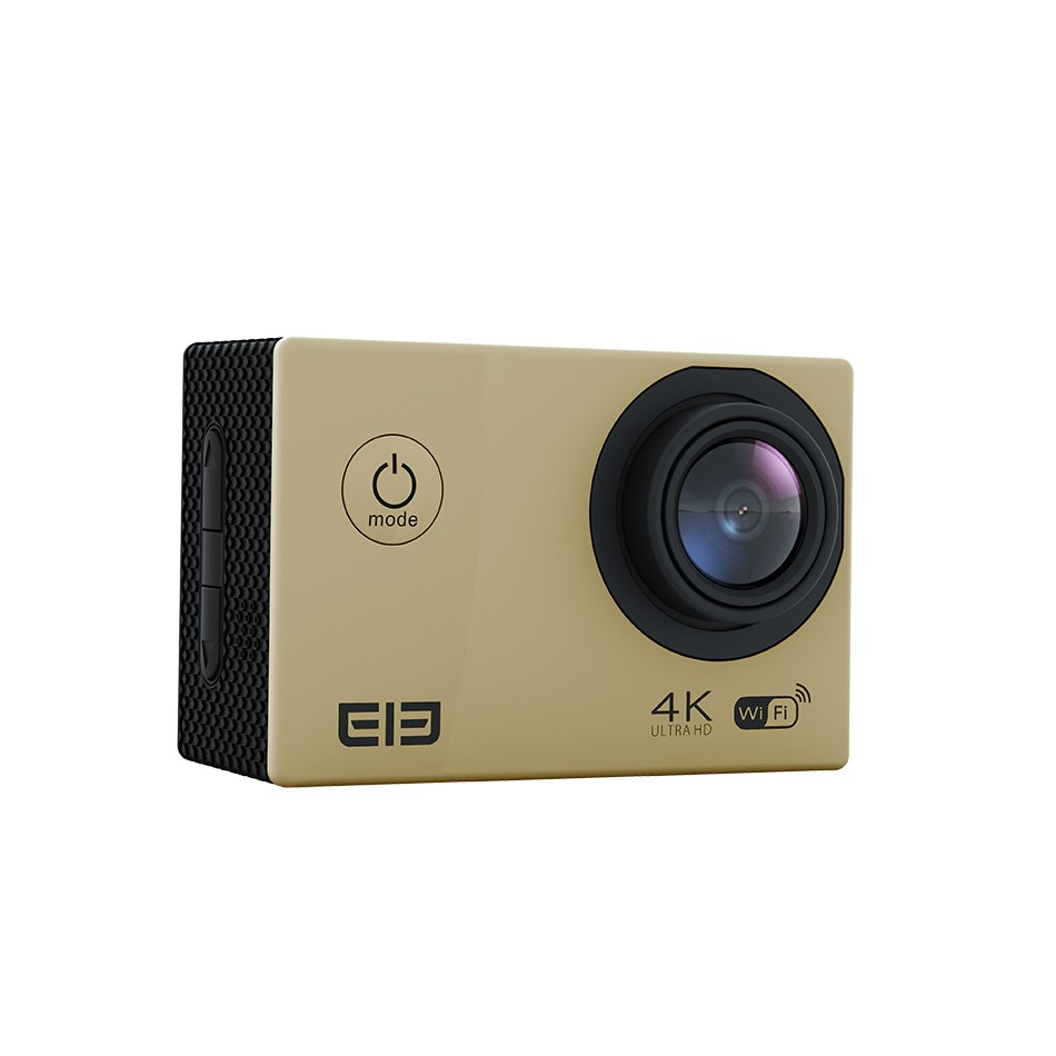 ELEPHONE ELE CAM EXPLOYER WIFI ALIWINNER V3 2 INCH TFT LCD 4K 15FPS WATERPROOF ACTION SPORT CAMERA  25