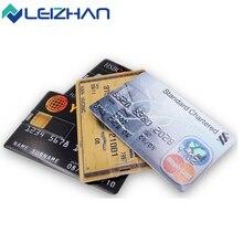 Customized Credit card 16GB 32GB USB Flash Drive Pen drive pendrive 4GB 8GB Personalizado logo memory stick usb flash card udisk