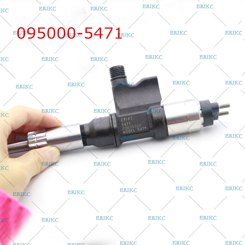 ERIKC 5471 Auto Diesel Fuel Injector 095000 5471 8 97329703 5 Injection Assy 0950005471 8982843930 for
