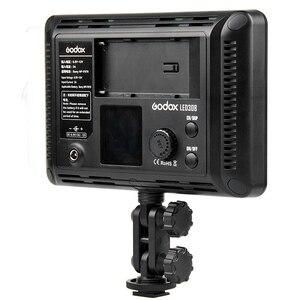 Image 4 - 新godox 308C 2 色調光可能な 5500 18k/3300 5400k led ledビデオスタジオライトランププロビデオライトリモコン