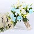 2016 New Bridesmaid Wedding Bride Bouquet Romantic Wedding Bouquet Flower Brides Wedding Accessories