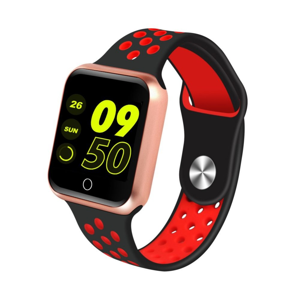 2019 Newly Smart Watch IP67 Waterproof Heart Rate Blood Pressure Sleep Monitor Wristwatch Wearable Device