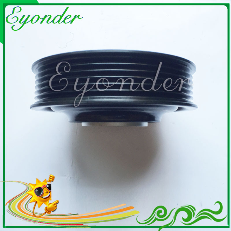 AC A C Air Conditioning Compressor Electromagnetic Magnetic Clutch for Audi A7 C7 S4 A5 B8