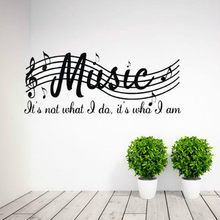 Popular Music Quotes Wall Decals Buy Cheap Music Quotes Wall Decals
