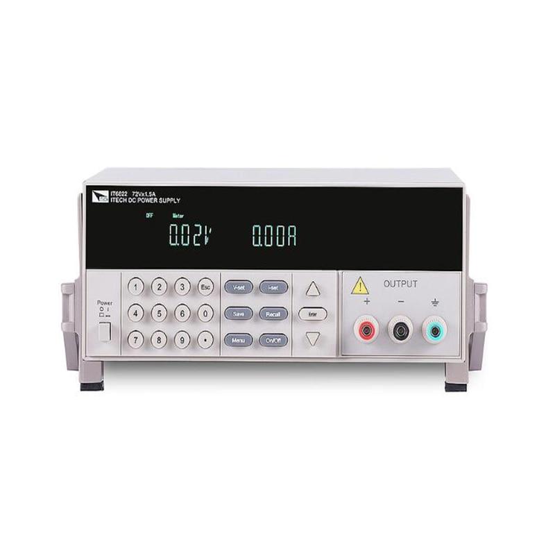 ITECH IT6822 alimentation numérique Programmable en courant continu 32 V/3A/96 W