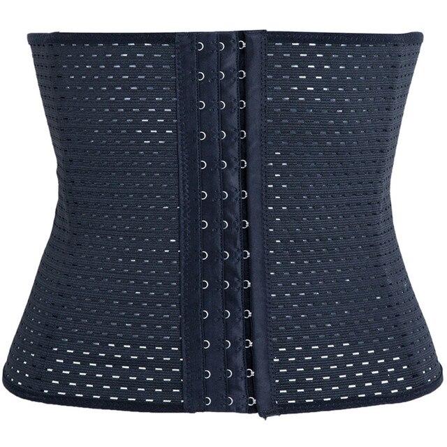 Women Waist Trainer Belt Sweat Girdle Tummy Shapewear Slimming Belts Postpartum Belly Shapers Corset Body Shaper Modeling Strap 2