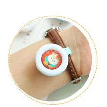 2019 Mosquito Repellent Button Safe for Infants Baby Kids Buckle Indoor Outdoor Anti-mosquito Repellen(China)