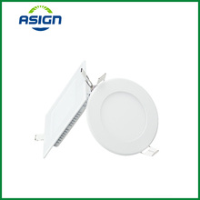 Led Panel Down Light Ultra Thin 3W 4W 6W 9W 12W 15W 18W Led Downlight Dimmable With Driver Lamp Led Ceiling 220V Round Square