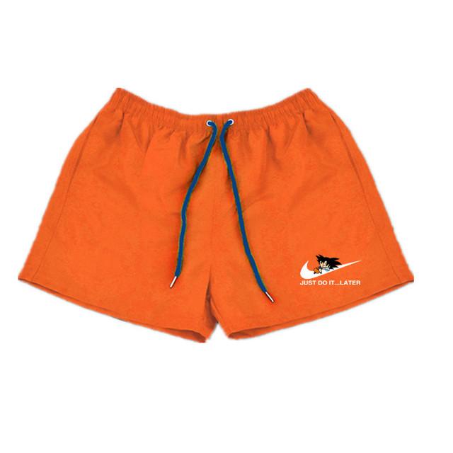 Dragon Ball Z Goku Do It Later Summer Shorts