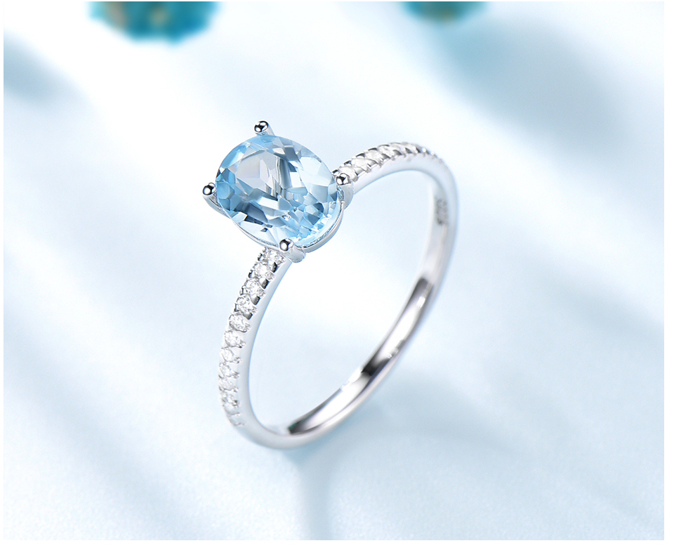 Honyy  Nano Sky blue 925 sterling silver rings for women RUJ087B-1-PC (5)