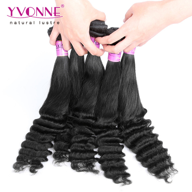 3pcslot Unprocessed Virgin Curly Hairnew Arrival Posh Curly Fumi