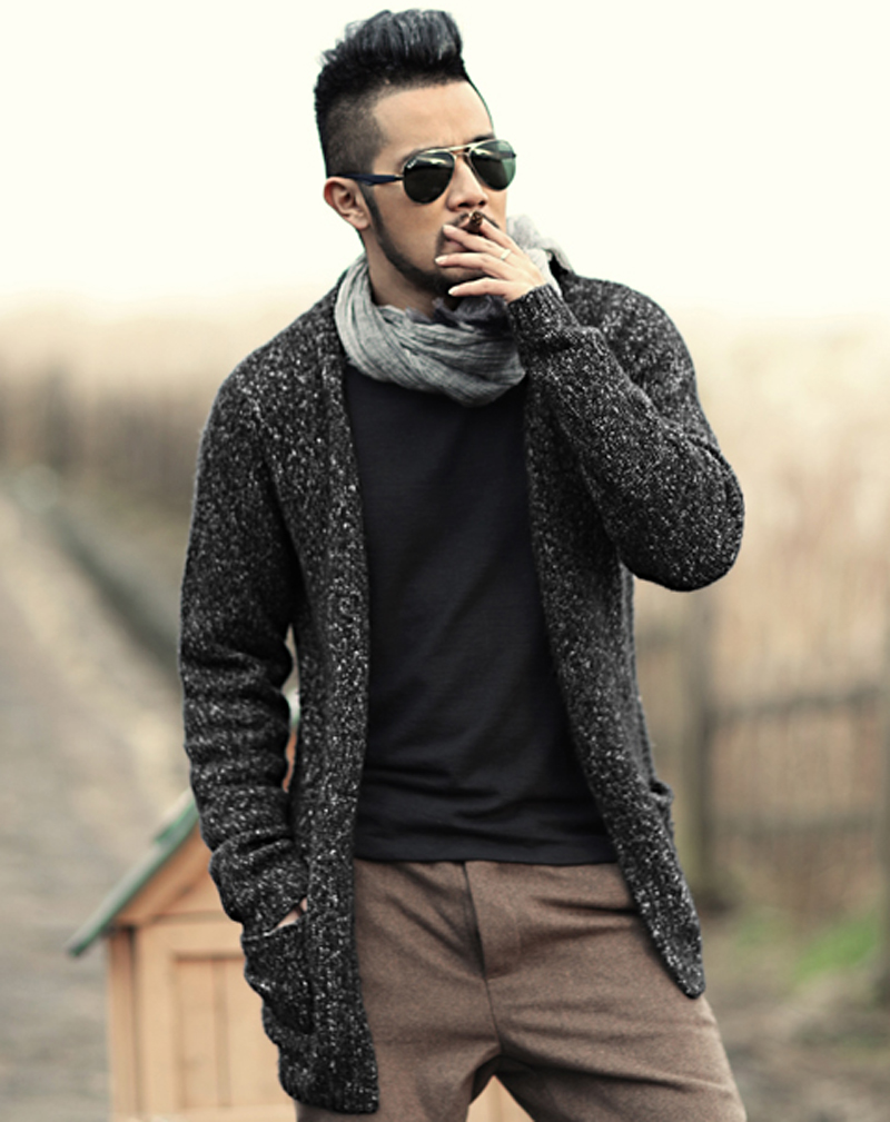 Mens Winter Fashion Jumpers