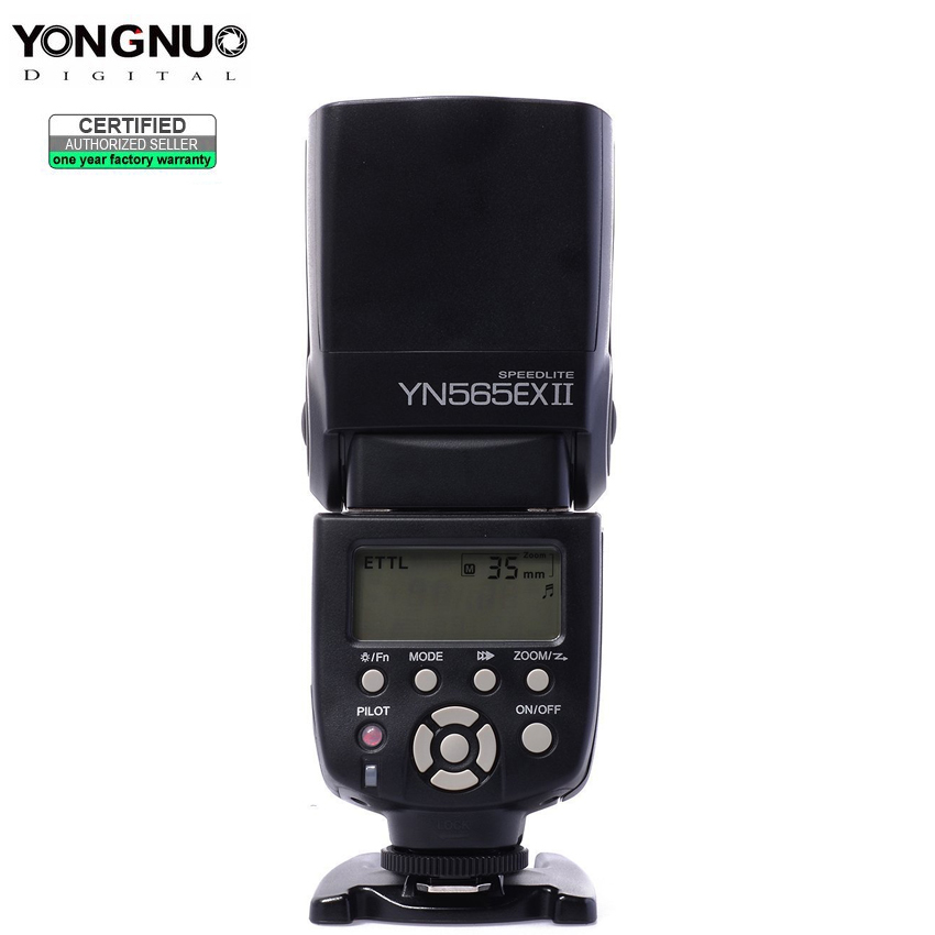 YN-565EX II Speedlite YN565EX II For Canon 6d 60d 5d mark iii 550d 1100d 650d 600d 700d 7d 5d2 Camera Wireless TTL Flash marrex mx g10 gps receiver gps unite geotag replace for canon 60d 7d 6d 70d 5d mark ii 5d3 700d 650d etc cameras
