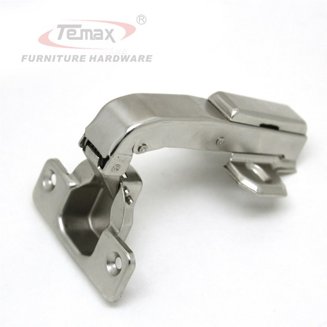 35mm Cup Hydraulic Soft Close Cabinet Kitchen Hinge For Parallel Door HB90  Furniture Hardware
