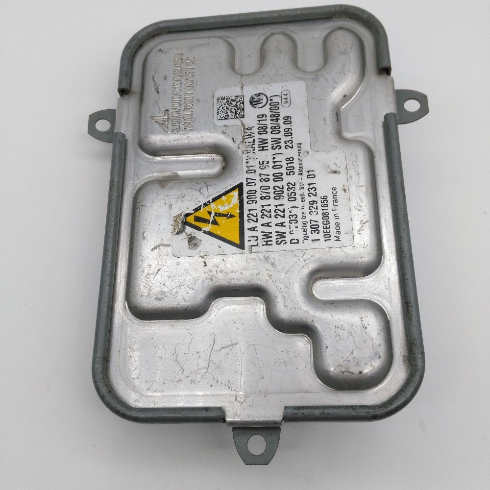 A 221 900 07 01 Headlight computer board 130732923101 1 307 329 231 07 09 FOR