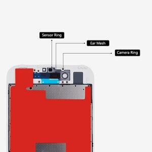 Image 3 - 10 PCS כיתה + + + LCD עבור iphone 7 7G LCD החלפת מסך מגע Digitizer עצרת iphone 7 תצוגה לא מת פיקסל משלוח חינם