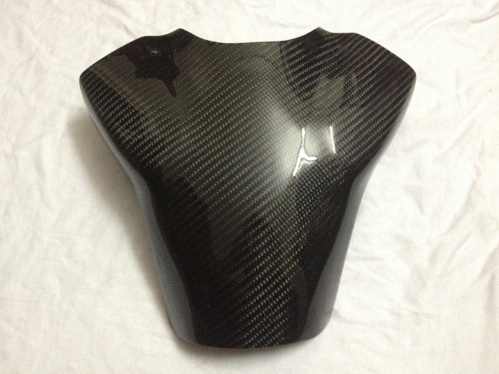 scooter parts/ Real Carbon Fiber 3D Tank Pad Protector Fits for YAMAHA YZF1000 R1 2007-2008 carbon /free shipping arashi yzf r1 carbon fiber tank cover gas protector for yamaha yzf r1 2004 2005 2006 motorcycle parts shield best arrival