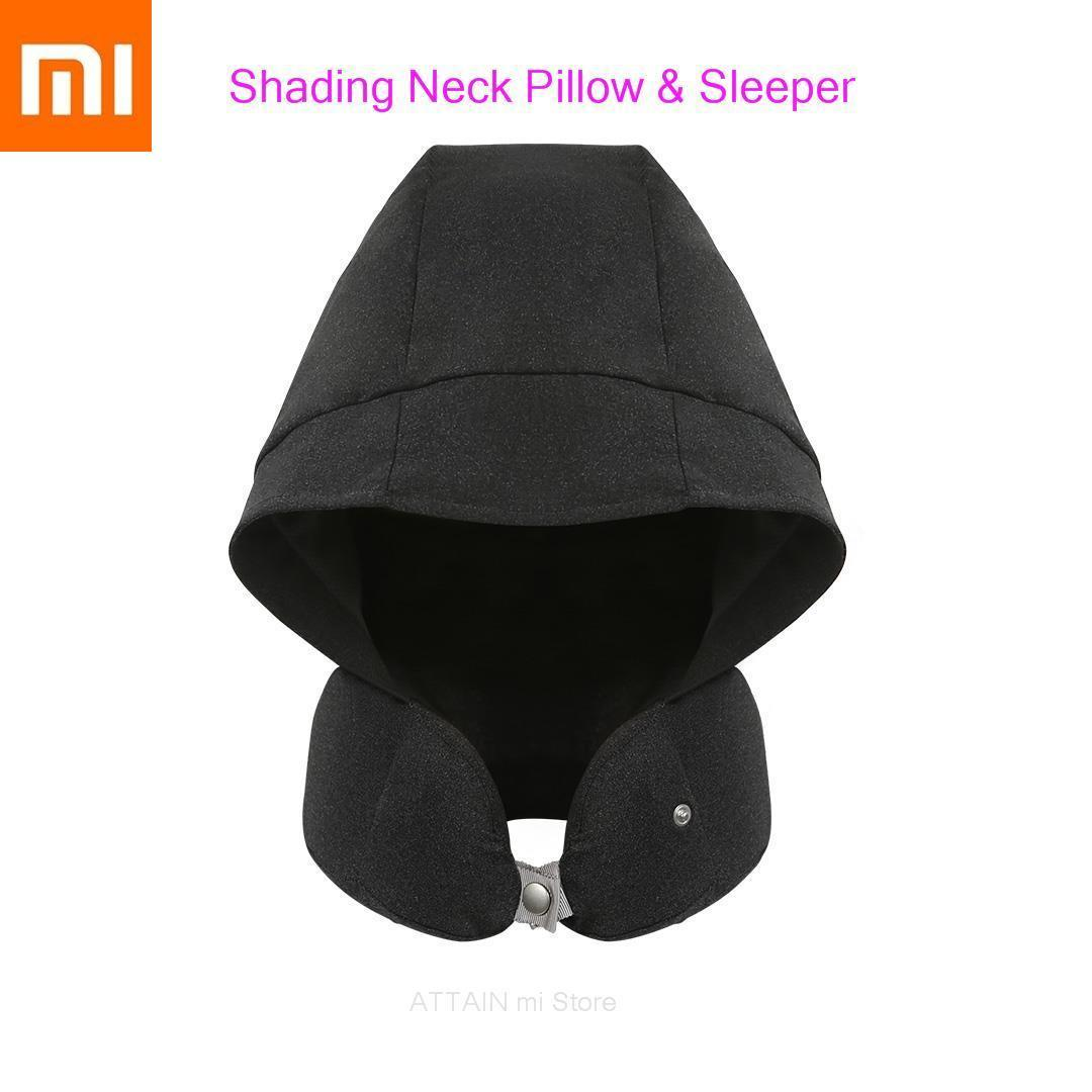 NEW Original Xiaomi Mijia Youpin Mihome Shading Neck Pillow Shading Sleeper Cover Convenient For Travel Outside Xiomi Smart Home