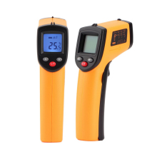 3 types Non-Contact LCD Display IR Laser Infrared Digital Temperature Meter Sensor Thermometer Gun Point