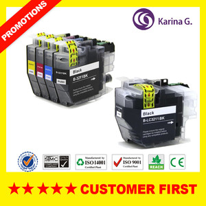 Compatible for Brother LC3211 ink Cartridge suit for DCP-J772DW,DCP-J774DW,MFC-J890DW,MFC-J895DW etc.printer
