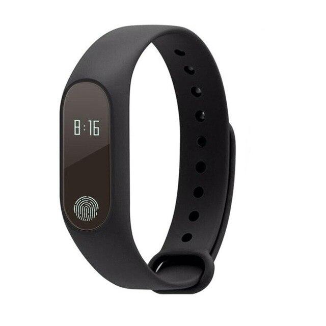 "M2 Bluetooth 4.0 Multi-function 0.44"" OLED Smart Watch Fitness Tracker Smart Bra"