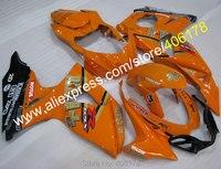 Лидер продаж, k9 GSX R1000 09 16 обтекатель Наборы для Suzuki GSX R1000 2009 2016 оранжевый RIZLA + Кузов ABS тела kit (литья под давлением)