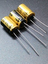 30 ШТ. Nichicon FW 470 мкФ/35 В подлинная складе 470 мкФ 35 В аудио импорт конденсатор бесплатно доставка