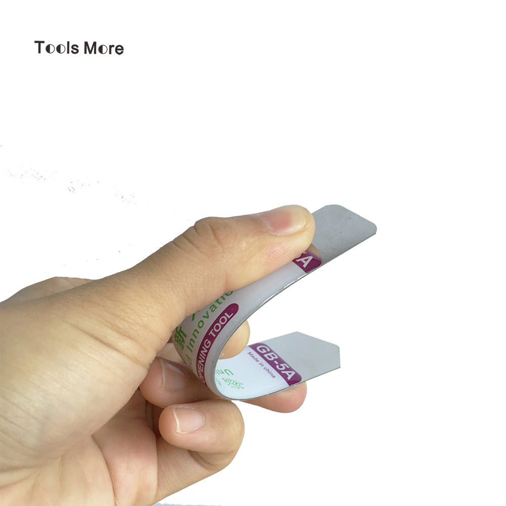 30PCS/Lot Ultra Thin Metal Opening Pry Tool Bar Opener for iPhone Smart Phone Repair & Screen Removal Wholesale