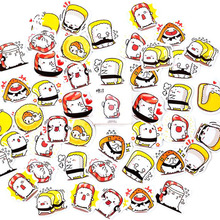 Diary Paper Lifelog-Sticker Scrapbooking Sushi Stationery Crafts Decorative DIY And Lovely