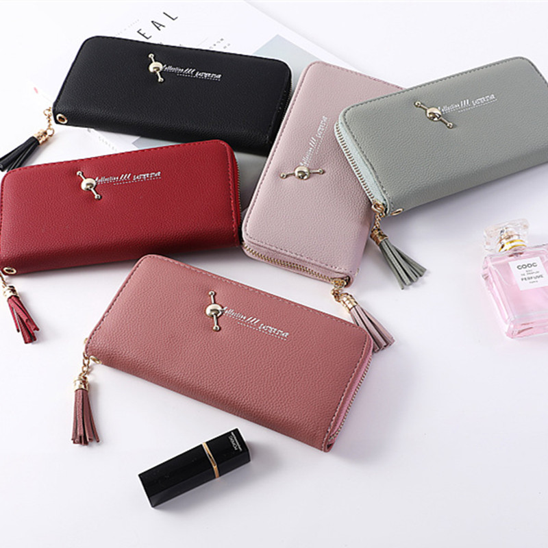 Detail Feedback Questions about Fashion Lady Women Leather Clutch Wallet  Long Card Holder Case Purse Handbag Hot on Aliexpress.com   alibaba group bad813d9fc