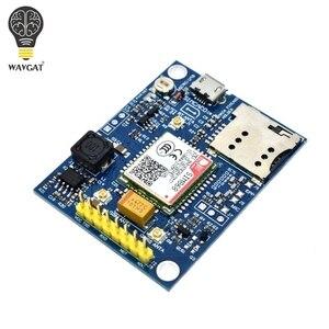 Image 2 - WAVGAT SIM868 GSM جي بي آر إس نظام تحديد المواقع BT الخلوية وحدة مصغرة SIM868 لوحة SIM868 لوحة القطع ، بدلا من SIM808
