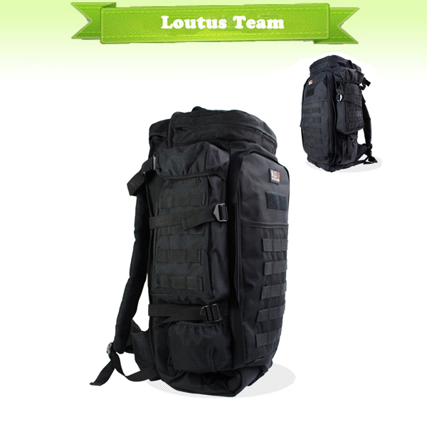 Army Tactical Molle Large Capacity Outdoor backpack Camping Travel Bag Professional Hiking Backpack Unisex Rucksacks sports bag new arrival 38l military tactical backpack 500d molle rucksacks outdoor sport camping trekking bag backpacks cl5 0070