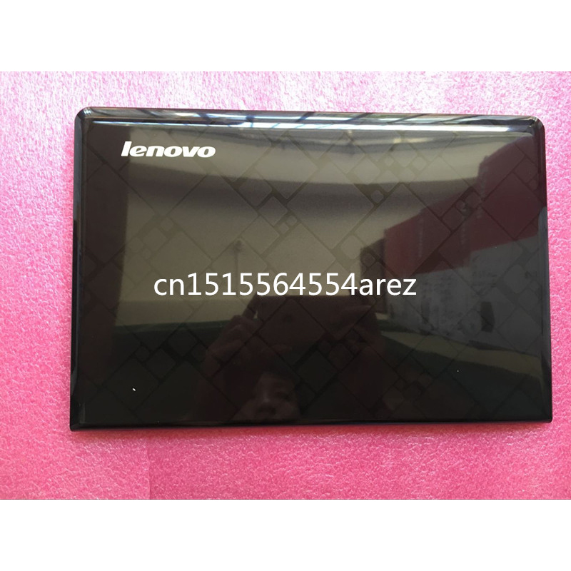 New and Original laptop <font><b>Lenovo</b></font> IDEAPAD <font><b>S205</b></font> black LCD rear back cover/The LCD Rear cover 31049865 image