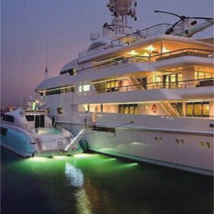 Image 4 - DC12V 10 W IP68 Waterdicht Stoomschip LED Onderwater Licht LED Buitenverlichting voor Zwemmen LED Zwembad Licht Rvs Cover