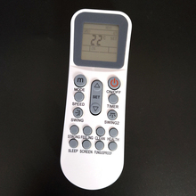 New Replacement AC A/C Remoto For AUX YKR-K/002E Universal Air Conditioner Remote Control YKR-K/204E Yk-k/001e Ykr-k/001e цена и фото