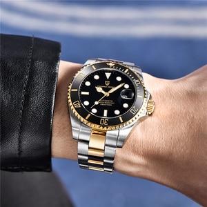 Image 4 - PAGANI DESIGN Top Luxury Men Watch Fashion Sport Waterproof Sapphire High Quality Automatic Mechanical Watches Relogio Masculino