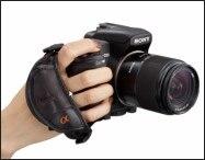 Aperto de Mão Alça de pulso para Sony A7/A7R/A7S/A6000/A100 A300 A700 A900 a99 A58 A840 A850 A230 A330 A290 a550 A500