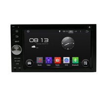 Android 4.4 Vehicle Stereo GPS Navigation for universal Radio DVD Player Multimedia Bluetooth iPod 3G Wifi SWC