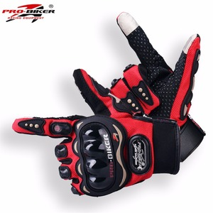 Touch Screen Motorcycle Gloves