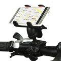 Titular do telefone universal bicicleta mtb moto guiador montar rack de clipe para iphone samsung galaxy sony htc google nexus xiao mi