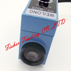 Image 4 - color code weilong sensor NT BG22 NT BG23 for packing machines,metal photoelectric switch light source adjusted/blue and green