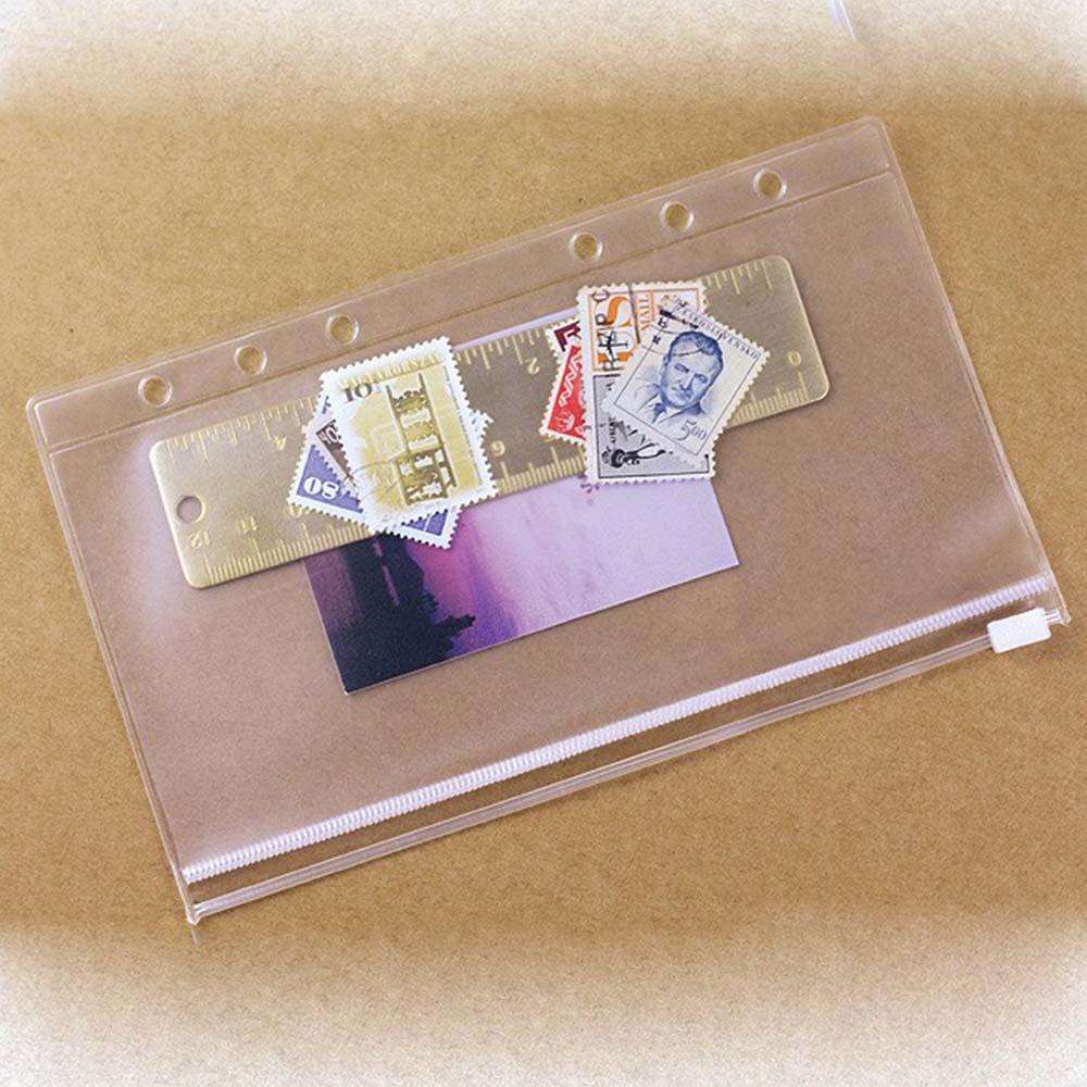 Wholesale Zip Lock Envelope Binder Pocket Folder Wallet Insert Refill Organiser
