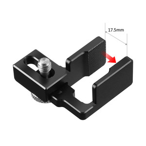 Image 3 - SmallRig HDMI Cable Clamp for Sony A6500/A6300/A6000/A7/A7R/A7S DSLR Camera Cage (1661/1889/1620/1633)   1822