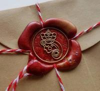 Wax Seal Stamp Queen Poker Wax Seal Stamp Personalized Wedding Customax Seal Stamp Queen Poker Custom