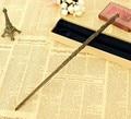 2016 Núcleo de Metal Harry Potter Varinha Mágica Mais Recente Qualidade de Luxo COS Hermione Granger Magic Wands/Stick com Caixa de Presente embalagem